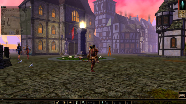 Скриншот №1 к Neverwinter Nights Enhanced Edition Dark Dreams of Furiae