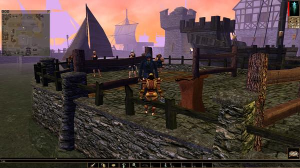 Скриншот №4 к Neverwinter Nights Enhanced Edition Dark Dreams of Furiae