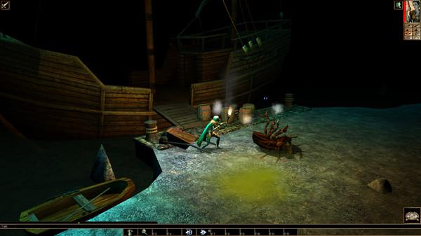 Скриншот №3 к Neverwinter Nights Enhanced Edition Dark Dreams of Furiae