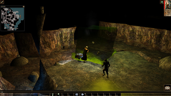 Скриншот №11 к Neverwinter Nights Enhanced Edition Dark Dreams of Furiae