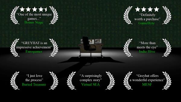 Greyhat - A Digital Detective Adventure screenshot