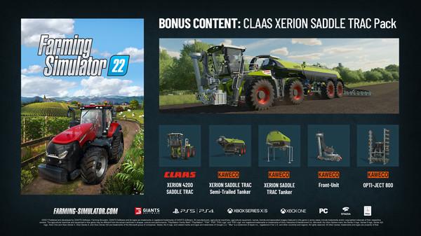 Скриншот №2 к Farming Simulator 22
