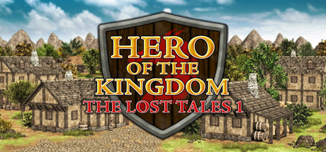 Hero of the Kingdom: The Lost Tales 1 Cover Image