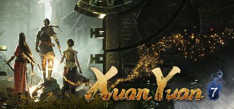 Xuan-Yuan Sword VII Cover Image