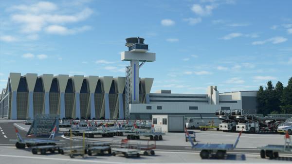 скриншот Microsoft Flight Simulator 4
