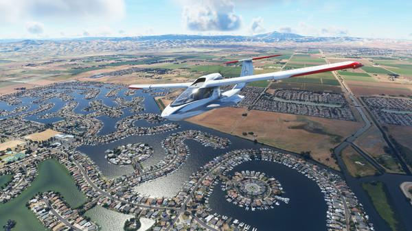 Скриншот №7 к Microsoft Flight Simulator