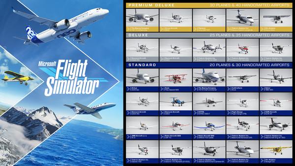 Скриншот №1 к Microsoft Flight Simulator