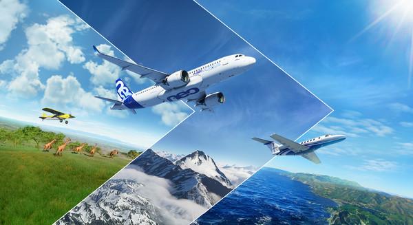 Скриншот №20 к Microsoft Flight Simulator