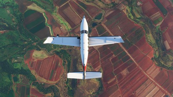 Скриншот №2 к Microsoft Flight Simulator