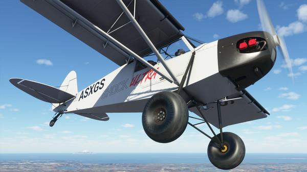 Microsoft Flight Simulator 2020 скриншот