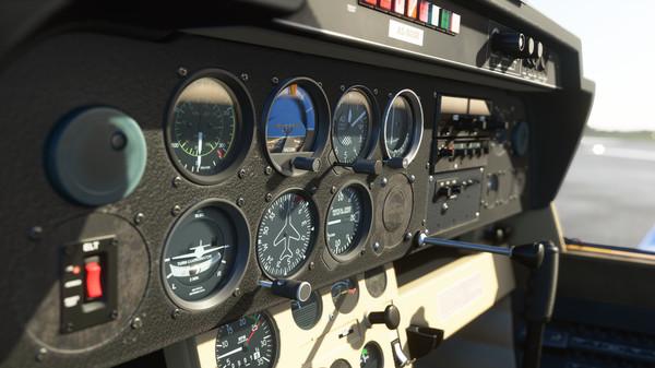 скриншот Microsoft Flight Simulator 2