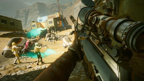 Скриншот №3 к DEATHLOOP