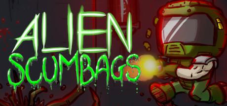 Alien Scumbags Cover Image