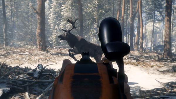 Скриншот №3 к theHunter Call of the Wild™ - Smoking Barrels Weapon Pack