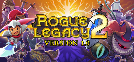 Rogue Legacy 2 Cover Image