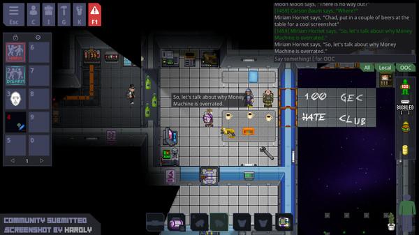 Скриншот №2 к Space Station 14