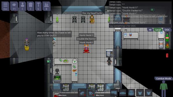 Скриншот №1 к Space Station 14
