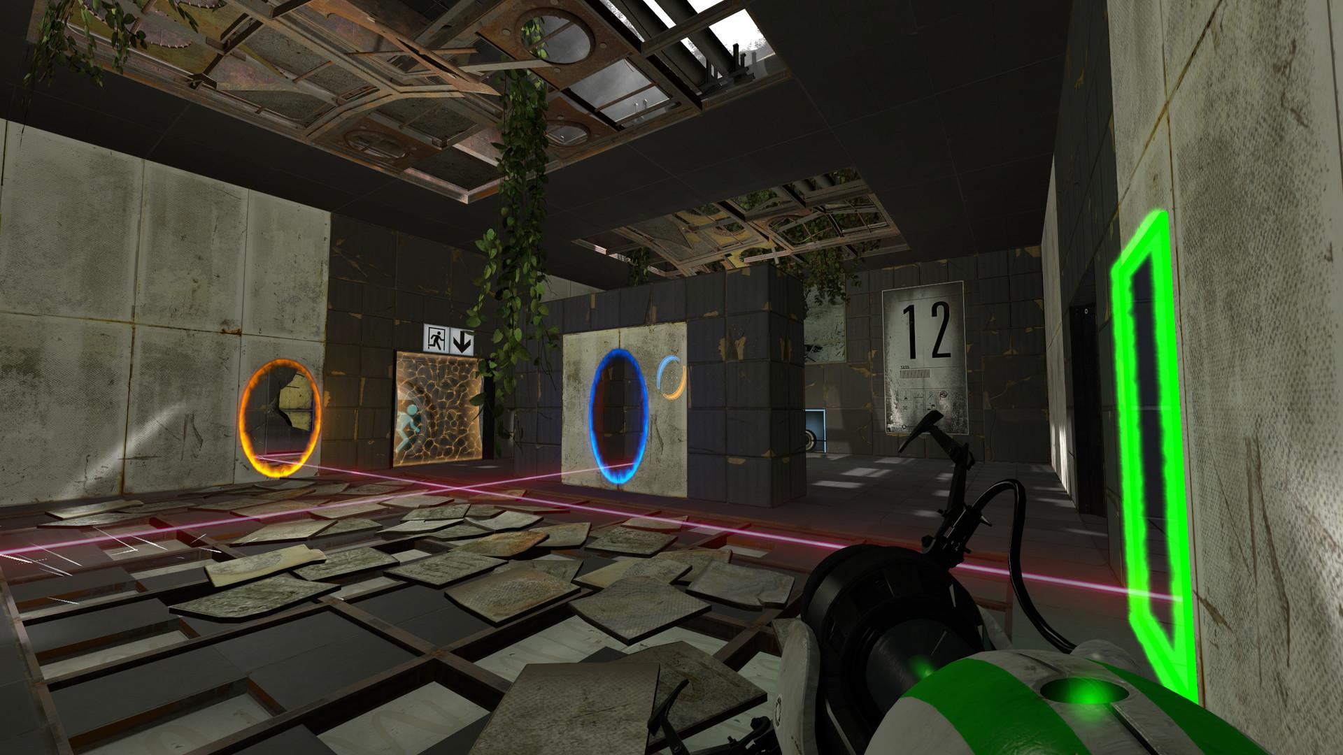 Portal Reloaded su Steam