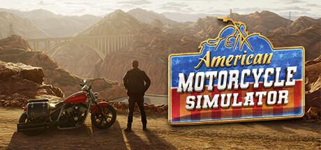American Motorcycle Simulator Cover Image