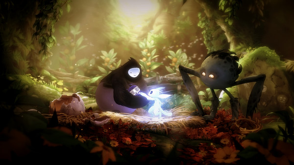 Скриншот №1 к Ori and the Will of the Wisps Soundtrack