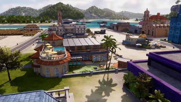 Скриншот №7 к Tropico 6 - Spitter