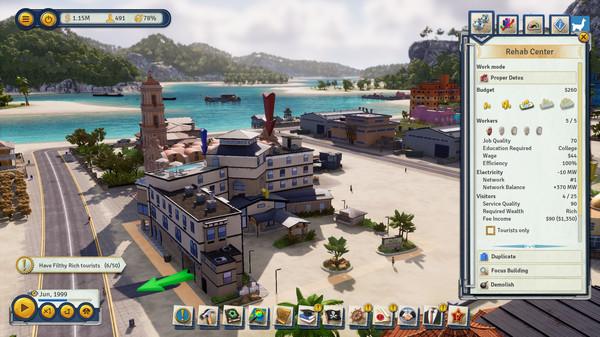Скриншот №4 к Tropico 6 - Spitter