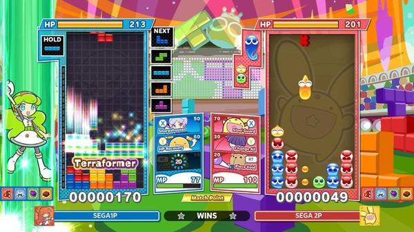 Puyo Puyo™ Tetris® 2 screenshot
