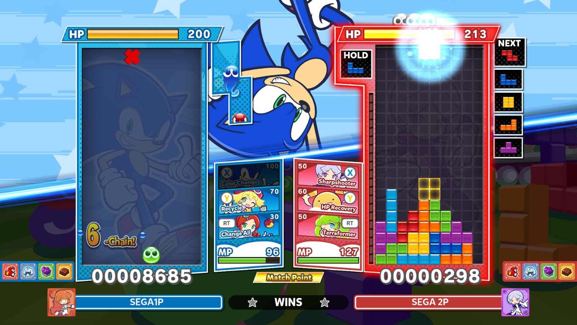 Puyo Puyo Tetris 2 pc full version