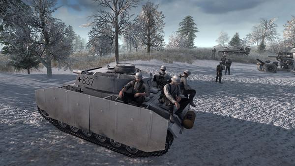 Скриншот №4 к Assault Squad 2 Men of War Origins