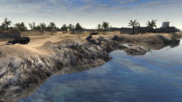 Скриншот №3 к Assault Squad 2 Men of War Origins