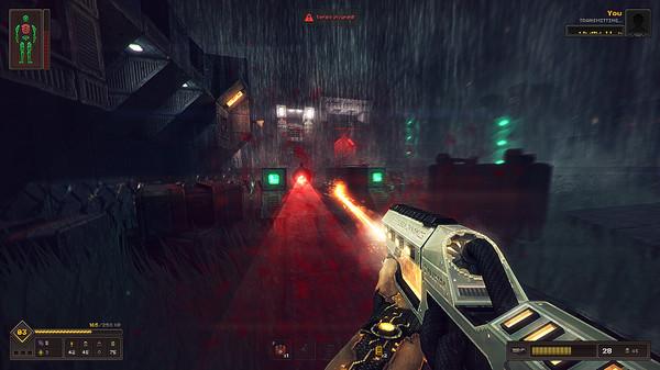 Скриншот №2 к Core Decay