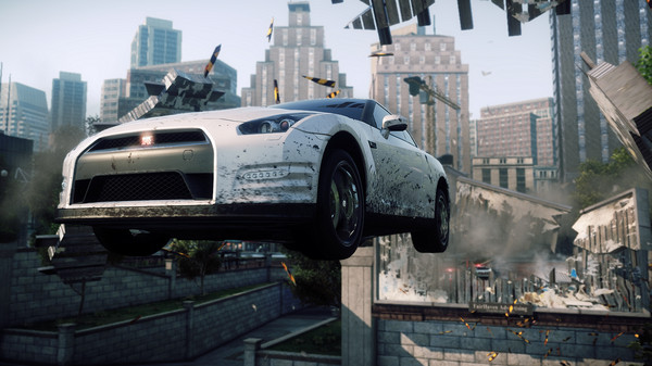 Скриншот №5 к Need for Speed™ Most Wanted
