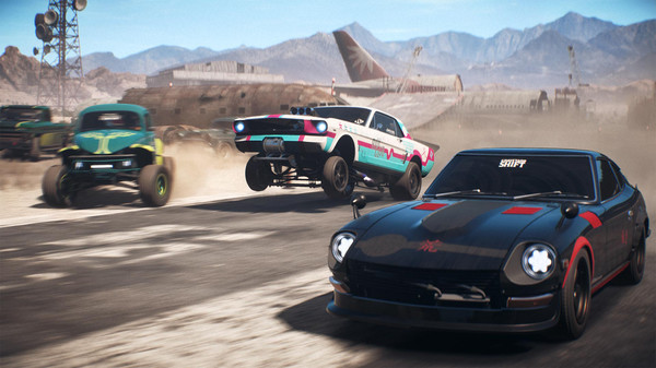Need for Speed Payback (NFS Payback) скриншот