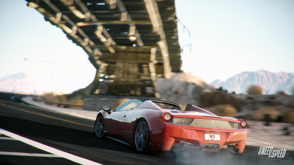Скриншот №2 к Need for Speed™ Rivals