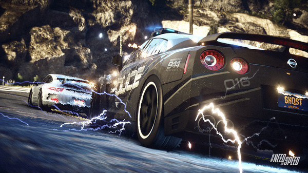 Скриншот №5 к Need for Speed™ Rivals
