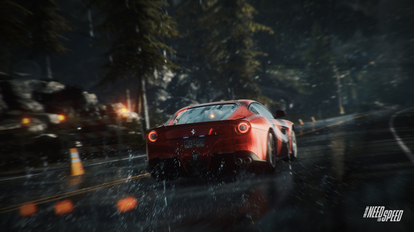 Скриншот №1 к Need for Speed™ Rivals