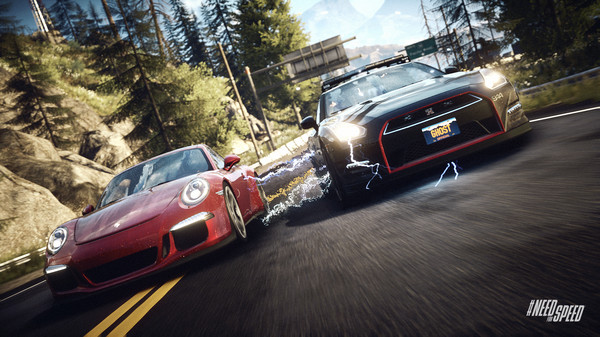 Скриншот №4 к Need for Speed™ Rivals