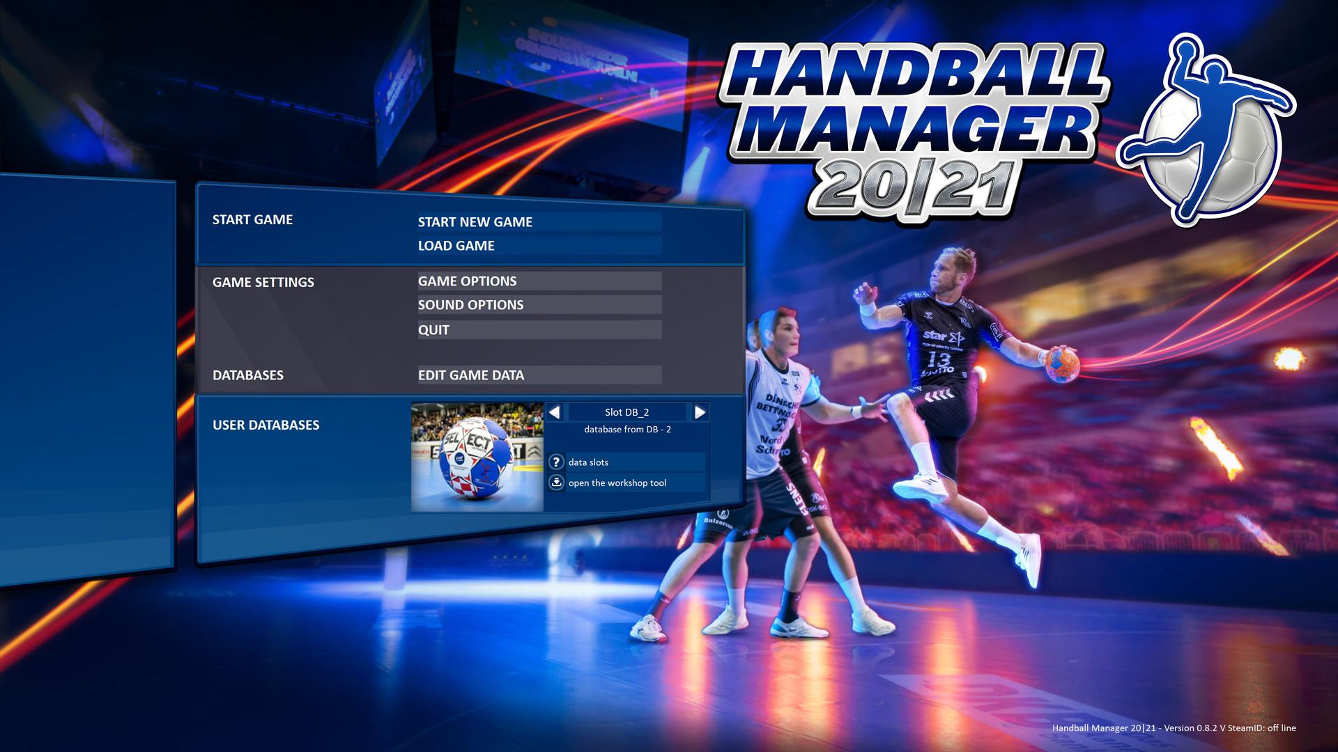 Handball Manager 2021