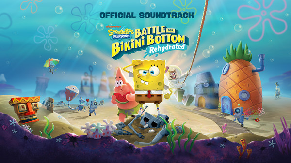 Скриншот №1 к SpongeBob SquarePants Battle for Bikini Bottom - Rehydrated Soundtrack