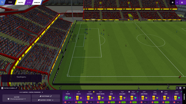 Скриншот №7 к Football Manager 2021 Touch