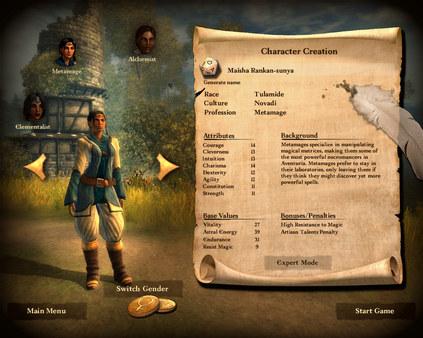 Drakensang скриншот