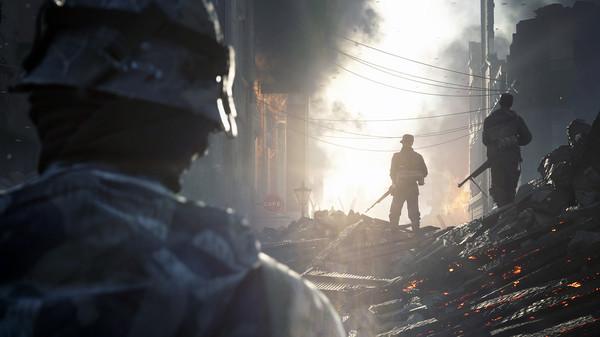 Скриншот №1 к Battlefield™ V Стартовый премиум-набор
