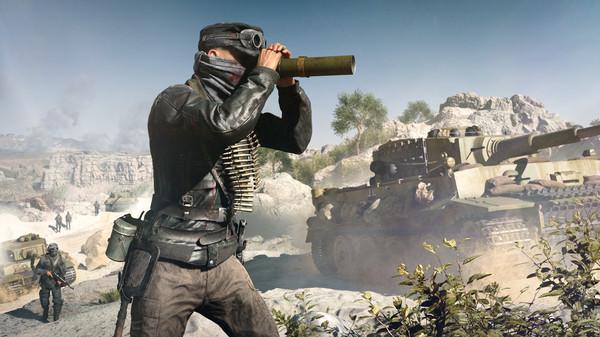 Скриншот №2 к Battlefield™ V Стартовый премиум-набор