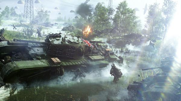 Скриншот №3 к Battlefield™ V Стартовый премиум-набор