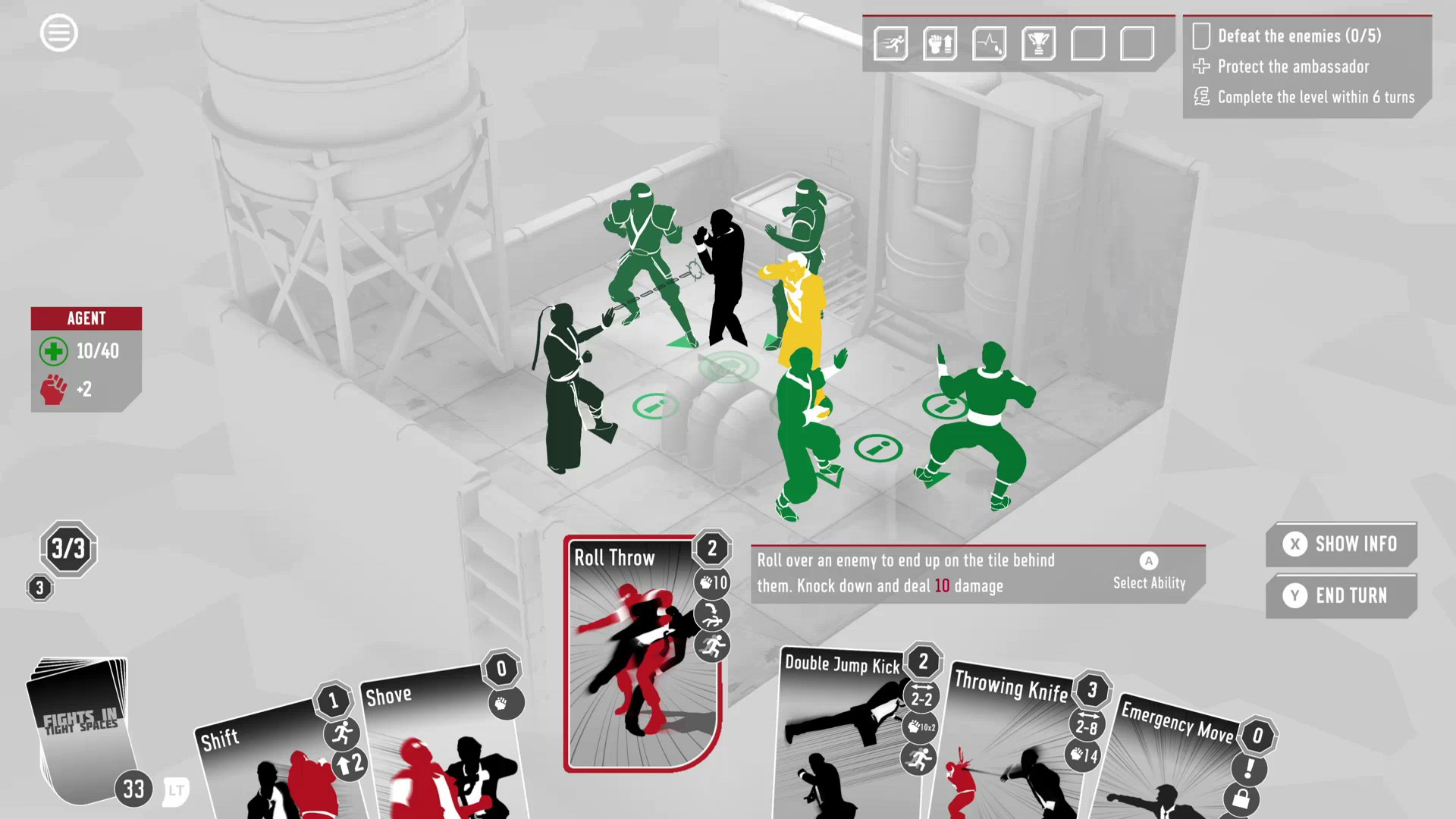 Fights in Tight Spaces screenshot 1