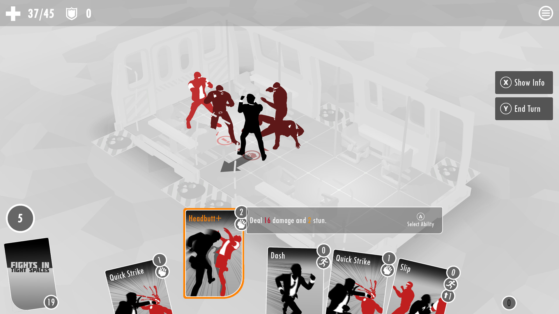 Fights in Tight Spaces screenshot 2