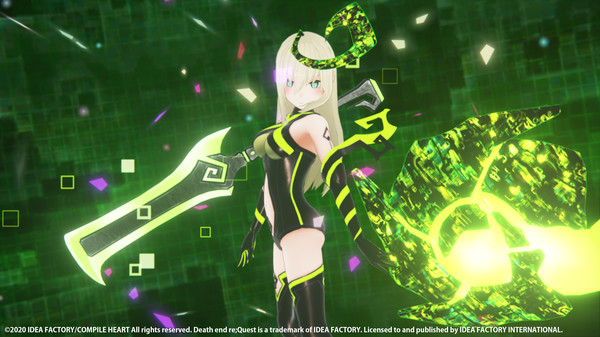 Death end re;Quest 2 screenshot