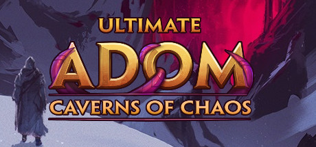 Ultimate ADOM - Caverns of Chaos Cover Image