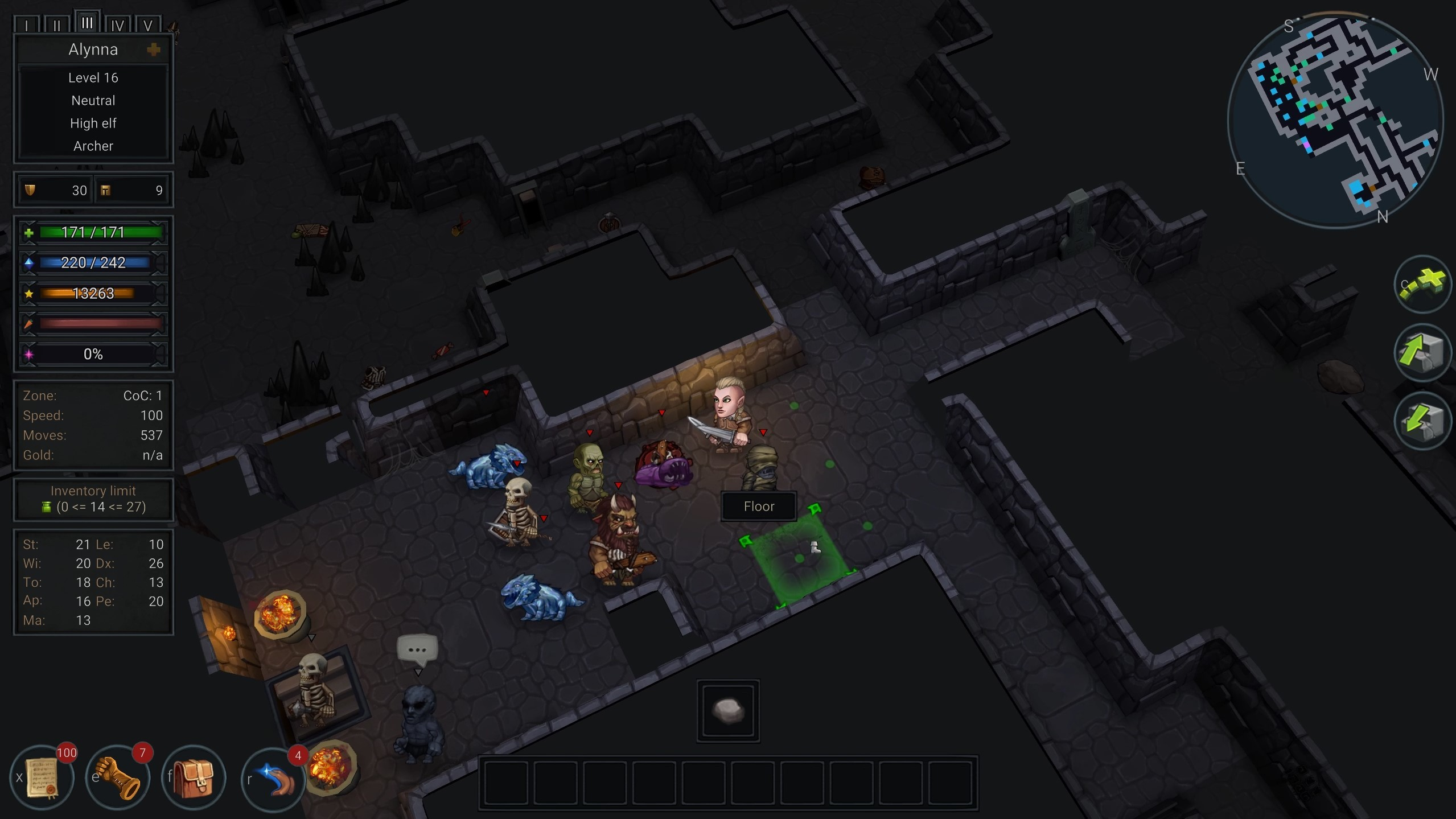 Ultimate ADOM Caverns of Chaos Free Download