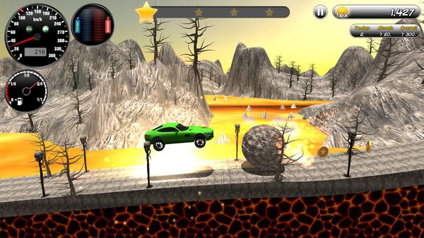 Скриншот №2 к XRacer 2 Evolution